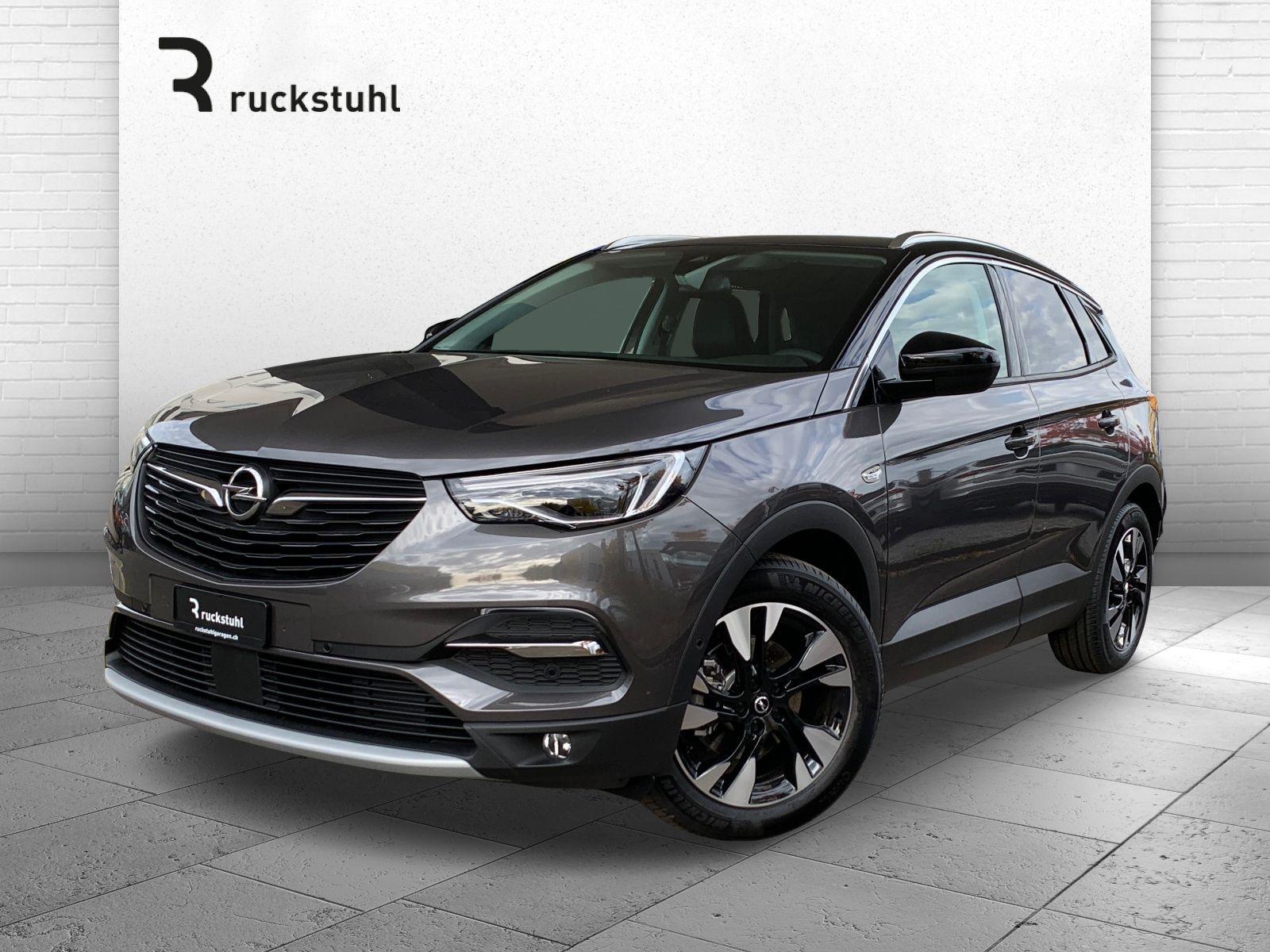 Opel Grandland X 1.2 T Ultimate